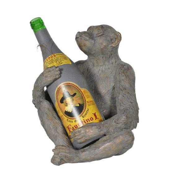 Monkey Wine Bottle Holder