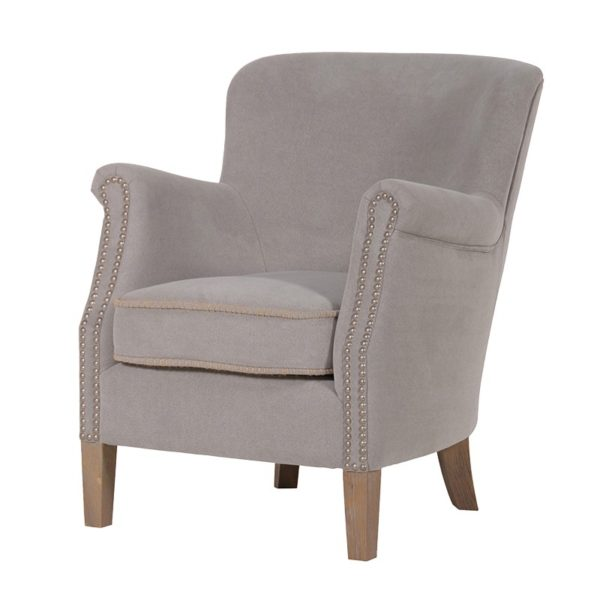 Easy Chair Grey