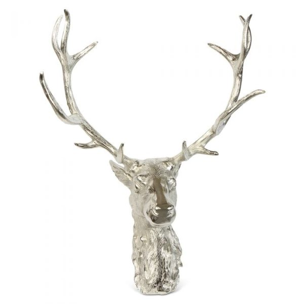Large wall mounted Stag Head